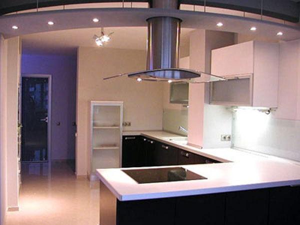 Евроремонт кухни фото
